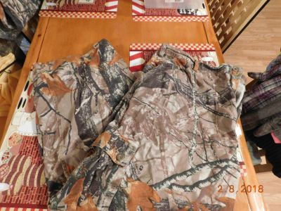 Hunting Pants Outfitters Ridge Size 2x 44/46