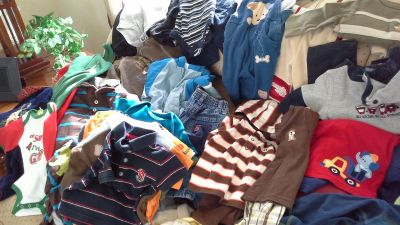 Baby Boy Clothing, Sleepers, Blankets, Shoes, Toys & More!