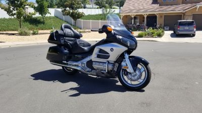 2012 Honda GOLD WING AIRBAG