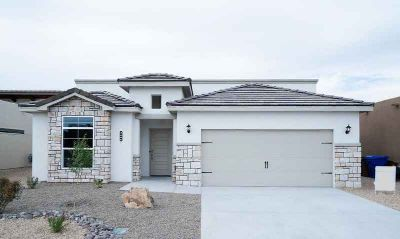 3685 W Maya Court Las Cruces Three BR, This new construction home
