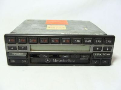 Find MERCEDES BENZ/BECKER BE 1480, Becker Autoradio Grand Prix Electronic Dash Stereo motorcycle in Victorville, California, United States