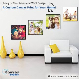 Buy Best Custom Canvas Prints Online at Best Price