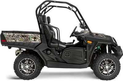 2018 CFMOTO U Force 800 EPS Utility ATVs Pittsfield, MA