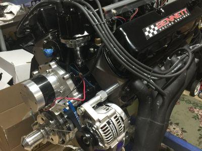 Sb Ford Turbo engine
