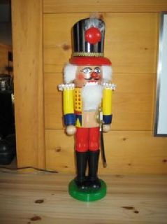 "$100 Price Reduced!! Steinbach Nutcracker #S-654, ""Kronprinz Ludwig"""
