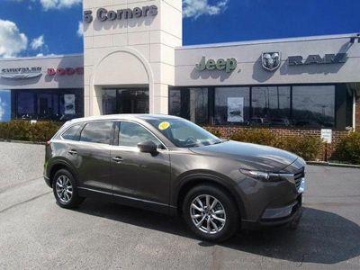2017 Mazda CX-9 Touring (Titanium Flash Mica)