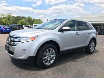 2011 Ford Edge SEL (Silver)