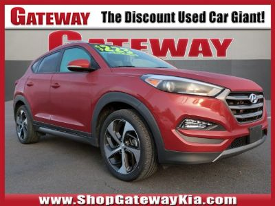 2016 Hyundai Tucson Sport (Sedona Sunset)
