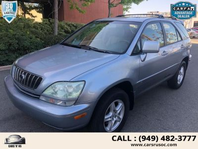 2003 Lexus RX 300 Base (Breakwater Blue Metallic)