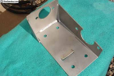 Buggy Pedal & Master Cyl. Mounting Bracket