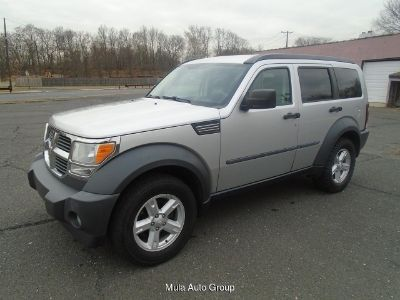 2007 Dodge Nitro SXT 4WD 4-Speed Automatic