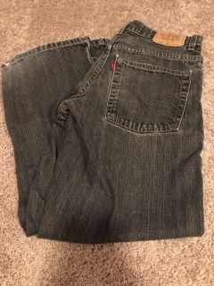 Levi s 569 Loose Straight Jeans 28x28