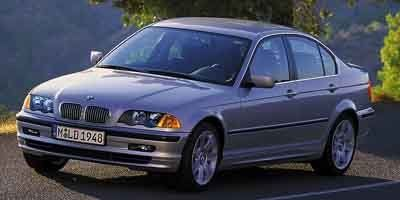 2001 BMW 3-Series 330i (BLACK)