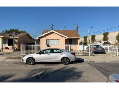 3 Bed 1 Bath Preforeclosure Property in Los Angeles, CA 90003 - W 91st Pl