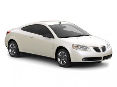 2008 Pontiac G6 GT (Performance Red Metallic)