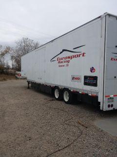 5 Car stacker trailer