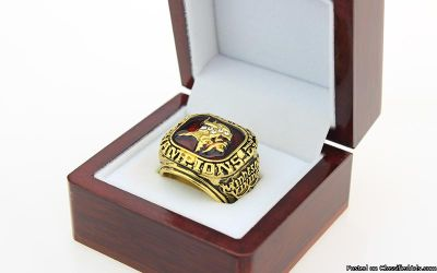 "NFL 1974 ""VIKINGS"" WORLD CHAMPIONSHIP RING"
