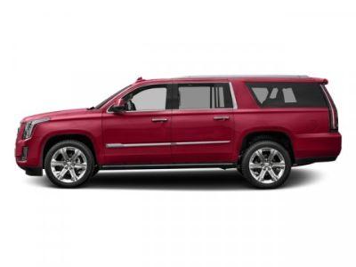2016 Cadillac Escalade ESV Premium (Red Passion Tintcoat)