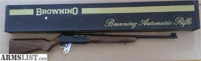 For Sale: Belgium Browning BAR 308