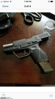 For Sale: Pt 709 9mm