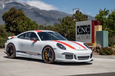 2016 Porsche 911R / 911 R