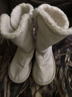 Justice winter boots