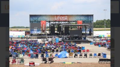 Lifest 2019 Camping Package