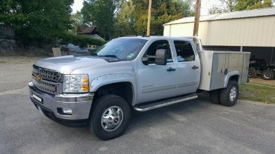 2013 Chevrolet 3500 Utility Dually