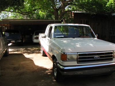 1989 F150 ext cab v-8 5 speed