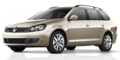 2013 Volkswagen Jetta SportWagen TDI (Blue)