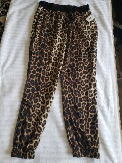 New Leopard Pants