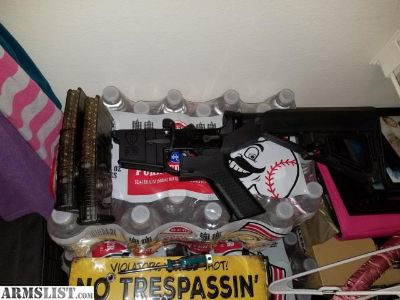 For Sale/Trade: Crusader lower/bump stock