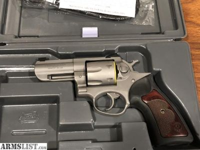 For Sale: Ruger GP 100 Wiley clap addition