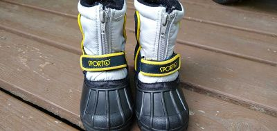 Sporto Snow Boots - Toddler 5/6
