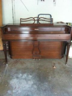 $500 Piano with Bench