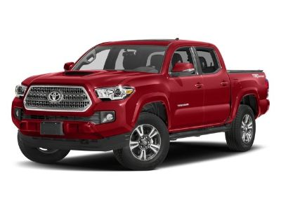 2016 Toyota Tacoma TRD Sport (Barcelona Red Metallic)