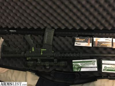 For Trade: Ar-15 300 blackout (factory build)