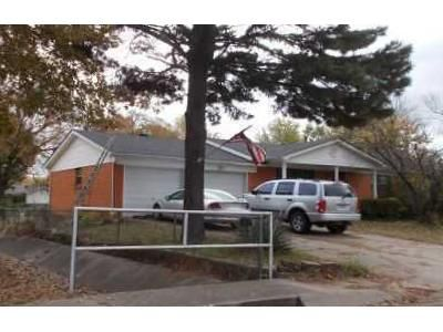 1 Bath Preforeclosure Property in Fort Smith, AR 72908 - Holly Ave
