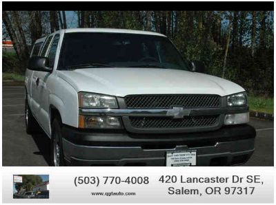 Used 2003 Chevrolet Silverado 1500 Extended Cab for sale