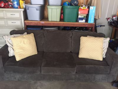 Large comfy couch