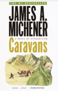 Caravans by James A. Michener (paperback)