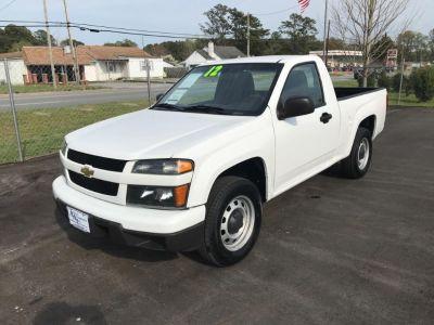 2012 Chevrolet Colorado Work Truck (White)