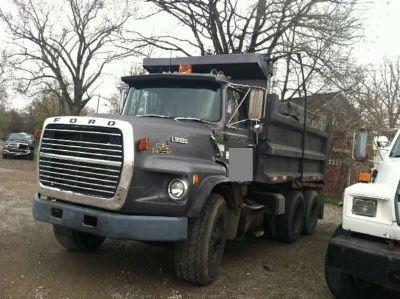 1979 Ford 9000 Dump Truck