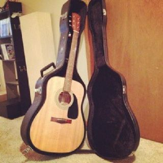 $200 Fender Acoustic Guitar