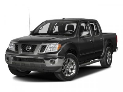 2017 Nissan Frontier SL (RD)