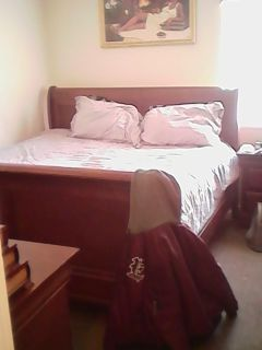 Eastern California king size bed set