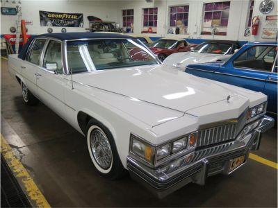 1978 Cadillac Sedan