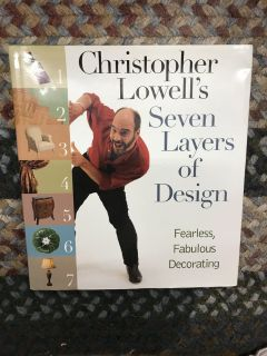 Seven Layers of Design by Christopher Lowell