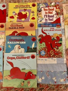 Clifford, Clifford, Clifford! Melissa & Doug Paint with Water (each page contains paint); Velveteen Rabbit, Cats & Dinofours!