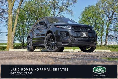 2019 Land Rover Range Rover Evoque HSE Dynamic (Santorini Black Metallic)